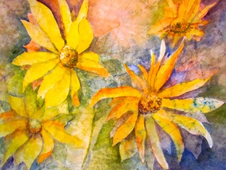 Pretty Daisies- sold