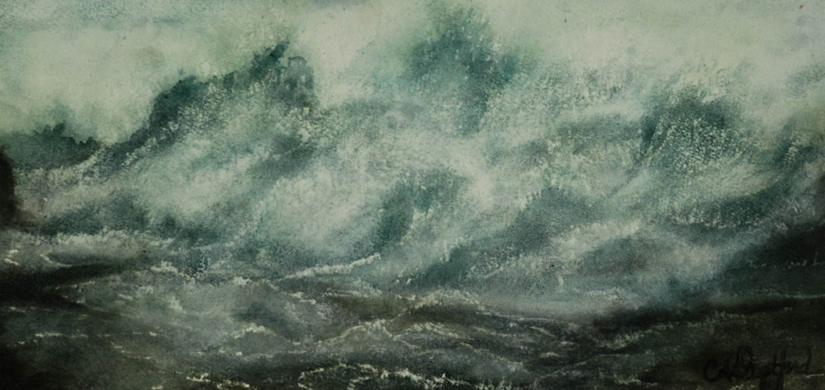 A Storm Is Coming- sold